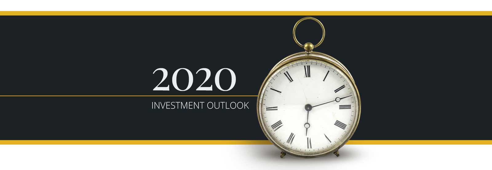 2020 Investment Outlook